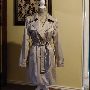 Style & Co. Trench coat